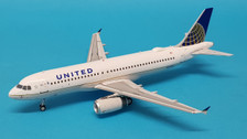 IF3201117 | InFlight200 1:200 | Airbus A320-200 United Airlines N491UA (with stand)