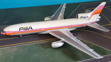 IF1011PSA02P | InFlight200 1:200 | L1011 Tristar PSA  N10112 (polished with stand)
