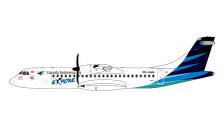 GJGIA1751   Gemini Jets 1:400 1:400   ATR-72  Garuda Indonesia PK-GAH