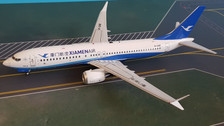 IF737MAXMF0618 | InFlight200 1:200 | Boeing 737-800MAX Xiamen Air (with stand)