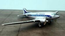 AA47110 | Corgi 1:144 | DC-3 Air France F-BEFN