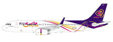 LH2029 | JC Wings 1:200 | Airbus A320 Thai Smile HS-TXU (with stand) | is due: June 2018