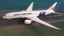 EW4788001 | JC Wings 1:400 | Boeing 787-8 JAL Japan Airlines JA841J, 'Spirit of Victory'