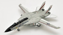 CW001620 | Century Wings 1:72 | F-14A Tomcat US Navy AJ100, VF-41 'Black Aces', USS Nimitz, 1978 (flap & slat down)