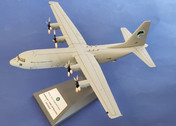 JF-C130-020 | JFox Models 1:200 | C-130 Hercules Malaysian AF M30-15 (with stand)