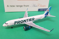 AC419291 | Aero Classics 1:400 | Airbus A320neo Frontier N309FR, 'Woodpecker'