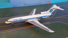 IF721PA02   InFlight200 1:200   Boeing 727-100 Pan Am N318PA (with stand)