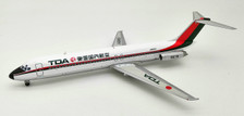 B-DC9-40-02   Blue Box 1:200   DC-9-40 TDA JA8451 (with stand)   is due: September 2018