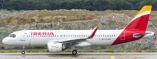XX2082 | JC Wings 1:200 | Airbus A320neo Iberia EC-MXU (with stand) | is due: July 2018