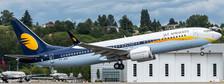 XX4057 | JC Wings 1:400 | Boeing 737 MAX 8 Jet Airways VT-JXA | is due: July 2018