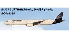AC419325 | Aero Classics 1:400 | Airbus A321 Lufthansa D-AISP (new colours)