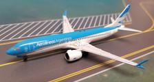 AC419299 | Aero Classics 1:400 | Boeing 737 MAX 8 Aerolineas Argentinas LV-HKU