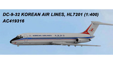 AC419316 | Aero Classics 1:400 | DC-9-30 Korean Airlines HL7201 | is due: July 2018