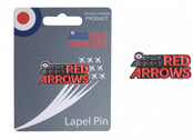 RA34b | Gifts | Red arrows Enamel Lapel Pin - Logo