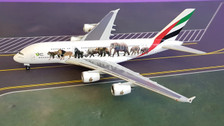 531764 | Herpa Wings 1:500 | Airbus A380 Emirates A6-EEI, 'United for Wildlife'