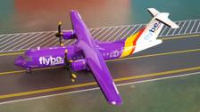 559331 | Herpa Wings 1:200 1:200 | ATR 42-500 Flybe G-ISLF (die-cast)