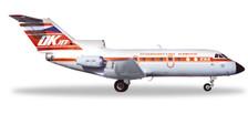 559348 | Herpa Wings 1:200 1:200 | Yak-40 CSA Ceskoslovenske Aerolinie OK-FEI (die-cast) | is due: September / October 2018
