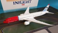 IF789SK01 | InFlight200 1:200 | Boeing 787-9 Norwegian G-CKNA, 'Freddie Mercury' (with stand)