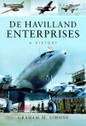 9781473861381 | Pen & Sword Aviation Books | De Havilland Enterprises - A History - Graham M. Simons