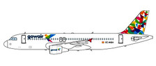 612135   Herpa Snap-Fit (Wooster) 1:200   Airbus A320 Gowair EC-MQH   Is due: September 2018