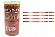 Redpencil | Gifts | Red Arrows Pencil with eraser