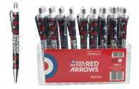 Redsclipballpen | Gifts | Red Arrows clip ballpen