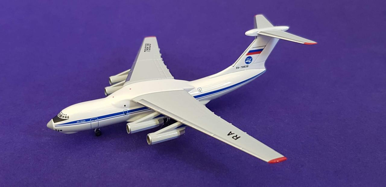 Herpa 532631-1//500 224 Flight Unit State AIRLINES Ilyushin il-76 NUOVO