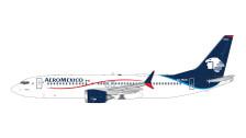 GJAMX1715 | Gemini Jets 1:400 1:400 | Boeing 737 MAX 8 Aeromexico XA-MAG