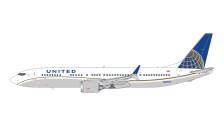GJUAL1784 | Gemini Jets 1:400 1:400 | Boeing 737 MAX 9 United N67501