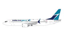 GJWJA1823 | Gemini Jets 1:400 1:400 | Boeing 737 MAX 8 WestJet C-FRAX