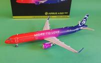 G2ASA739 | Gemini200 1:200 | Airbus A321neo Alaska N927VA, 'More to Love'