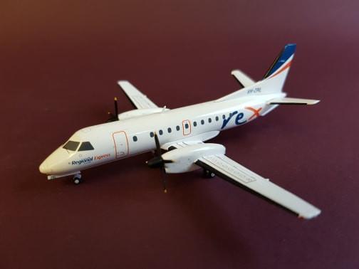 Vim Avia Airbus A330-200 1:200 Model HERPA