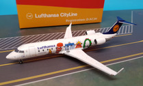 NG52010 | NG Model 1:200 | Bombardier CRJ200LR Lufthansa Regional D-ACJH, 'Little Europe'