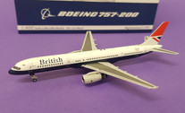 NG53029 | NG Model 1:400 | Boeing 757-200 British Airways G-CPET, 'Last 757 Flight'