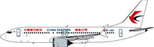 PH11464 | Phoenix 1:400 | Boeing 737 MAX 8 China Eastern B-1385 | is due: September 2018