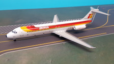 IFDC9IB0818 | InFlight200 1:200 | Douglas DC-9-32 Iberia EC-BIG (with stand)