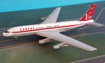 IF707AJTP | InFlight200 1:200 | Boeing 707-138 Qantas VJet N707JT Jett Clipper Ella John Travolta's aircraft