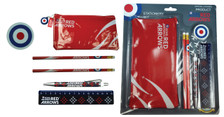 RedsRA07 | Gifts | Red Arrows 6 Piece Stationery Set