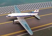 AC419360 | Aero Classics 1:400 | C-46 Commando Aerovias Q CU-T583