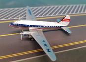 AC419362 | Aero Classics 1:400 | C-46 Commando National Airlines N1661M