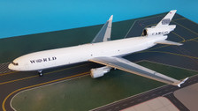 XX2075 | JC Wings 1:200 | MD-11F World Airways N381WA (with stand)