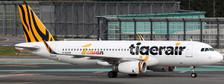 XX2224 | JC Wings 1:200 | Airbus A320 Tigerair Taiwan B-50016 (with stand) | is due: October 2018