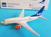 PMLNRCU | Panda Models 1:400 | Boeing 737-600 SAS LN-RCU, 'Sigfrid Viking' | is due: October 2018