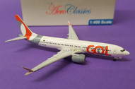 ACPRXMA   Aero Classics 1:400   Boeing 737 MAX 8 GOL Transportes Aeroes PR-XMA