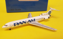 ACN348PA   Aero Classics 1:400   Boeing 727-200 Pan Am N348PA