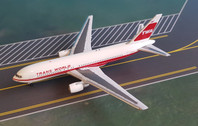 ACN608TW | 1:400 | Boeing 767-200ER TWA N608TW