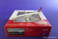 532853 | Herpa Wings 1:500 | Airbus A321neo Turkish Airlines TC-LSA