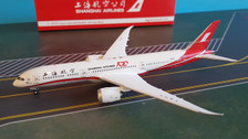 NG55005 | NG Model 1:400 | Boeing 787-9 Shanghai Airlines B-1111, '100th' NEW TOOLING