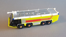 532921 | Herpa Wings 1:200 1:200 | Airport Accessories - Fire Engine, Lime Green (plastic)