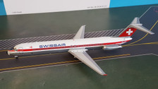 B-DC9-51-01 | InFlight200 1:200 | Douglas DC-9-50 Swissair HB-IST (with stand)